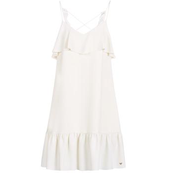 Ruhák Női Rövid ruhák Les Petites Bombes AZITARBE Fehér