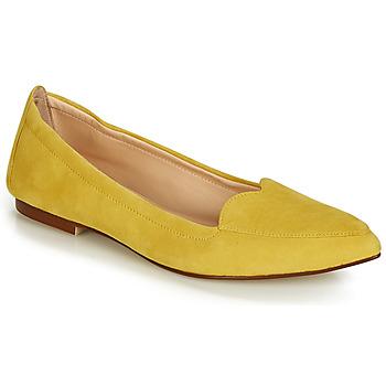 Cipők Női Balerina cipők / babák Paco Gil PARKER Citromsárga
