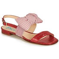 Cipők Női Szandálok / Saruk Paco Gil BOMBAY Piros