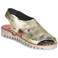 Cipők Női Szandálok / Saruk Papucei BLIS Ezüst