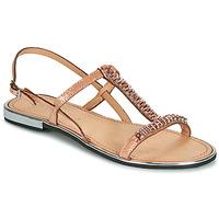 Cipők Női Szandálok / Saruk Geox D SOZY PLUS Bronz