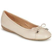 Cipők Női Balerina cipők  Geox D ANNYTAH Tópszínű