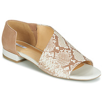Cipők Női Szandálok / Saruk Geox D WISTREY SANDALO Bézs / Ecaille