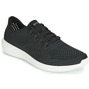 Cipők Férfi Rövid szárú edzőcipők Crocs LITERIDE PACER M Fekete