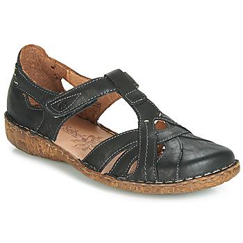Cipők Női Szandálok / Saruk Josef Seibel ROSALIE 29 Fekete