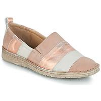 Cipők Női Belebújós cipők Josef Seibel SOFIE 23 Rózsaszín / Bőrszínű