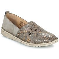Cipők Női Belebújós cipők Josef Seibel SOFIE 33 Szürke / Ezüst
