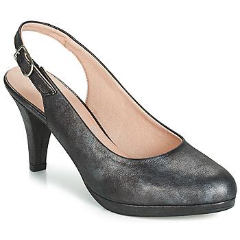 Cipők Női Félcipők Dorking 7119 Fekete
