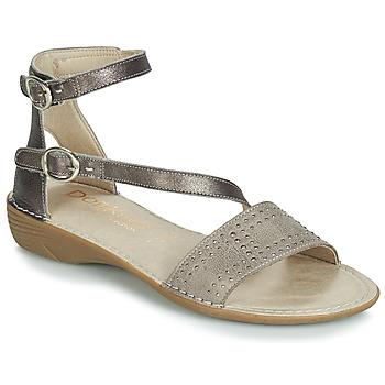 Cipők Női Szandálok / Saruk Dorking 7863 Szürke