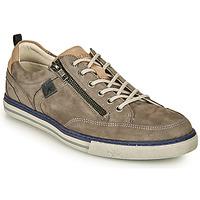 Cipők Férfi Rövid szárú edzőcipők Fluchos QUEBEC Szürke