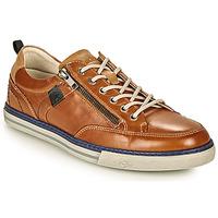 Cipők Férfi Rövid szárú edzőcipők Fluchos QUEBEC Barna