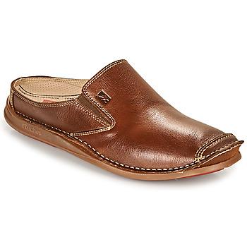 Cipők Férfi Belebújós cipők Fluchos NAUTILUS Barna