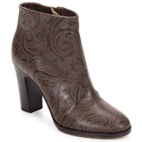 Shoes Női Bokacsizmák Etro MARLENE Kasmírminta-Barna