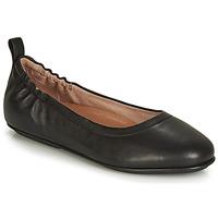 Cipők Női Balerina cipők  FitFlop ALLEGRO Fekete