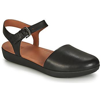Cipők Női Szandálok / Saruk FitFlop COVA II Fekete