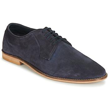 Cipők Férfi Oxford cipők Frank Wright FINLAY Kék