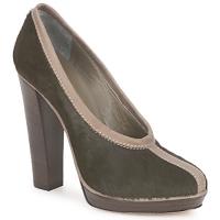 Shoes Női Félcipők Kallisté ESCARPIN 5949 KATONAI