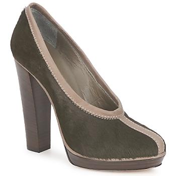 Cipők Női Félcipők Kallisté ESCARPIN 5949 Katonai