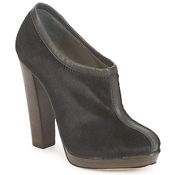 Shoes Női Bokacsizmák Kallisté BOTTINE 5950 Fekete