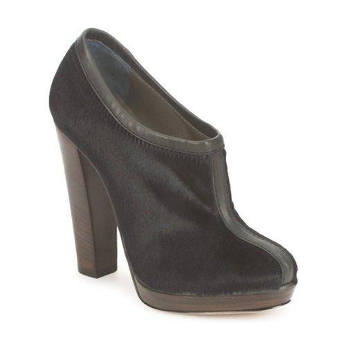 Cipők Női Bokacsizmák Kallisté BOTTINE 5950 Fekete