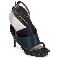 Cipők Női Szandálok / Saruk Kallisté NU-PIED 5801 Ezüst