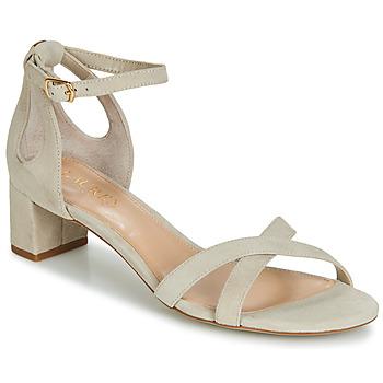 Cipők Női Szandálok / Saruk Lauren Ralph Lauren FOLLY Bézs