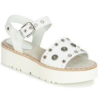 Cipők Női Szandálok / Saruk Fru.it 5435-476 Fehér