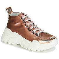 Cipők Női Rövid szárú edzőcipők Fru.it 5390-850 Bronz