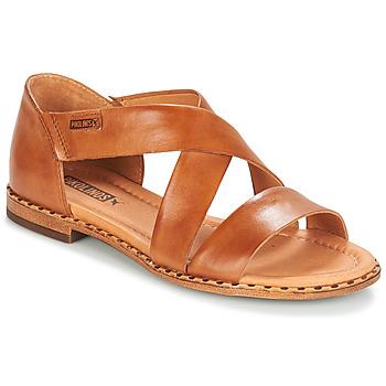 Cipők Női Szandálok / Saruk Pikolinos ALGAR W0X Teve