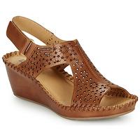 Cipők Női Szandálok / Saruk Pikolinos MARGARITA 943 Barna