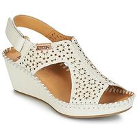Cipők Női Szandálok / Saruk Pikolinos MARGARITA 943 Fehér