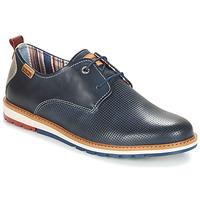 Cipők Férfi Oxford cipők Pikolinos BERNA M8J Kék