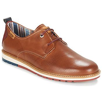 Cipők Férfi Oxford cipők Pikolinos BERNA M8J Teve
