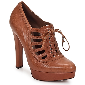 Shoes Női Bokacsizmák Sebastian AYCU Barna