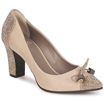 Cipők Női Félcipők Fabi PASQUA Bézs