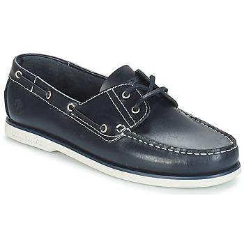 Cipők Férfi Vitorlás cipők Lumberjack NAVIGATOR Tengerész
