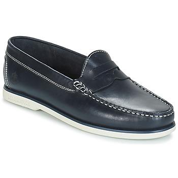 Cipők Férfi Mokkaszínek Lumberjack NAVIGATOR Tengerész