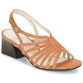 Cipők Női Szandálok / Saruk Vagabond BELLA Bézs