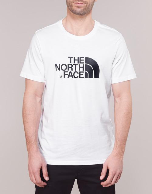 Alacsony Áron Eladó Férfi Ruhák The North Face MEN'S S/S EASY TEE Fehér wyEMu7Hl