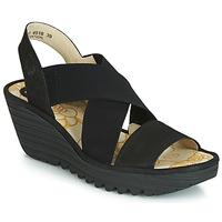 Cipők Női Félcipők Fly London YAJI Fekete