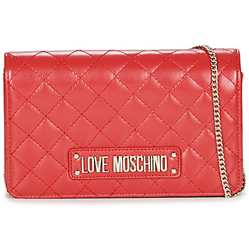 Táskák Női Válltáskák Love Moschino JC4118PP17 Piros