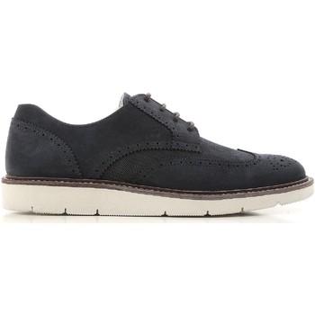Cipők Férfi Oxford cipők Hogan HXM3220Y211I8VU805 Blu medio