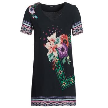 Ruhák Női Rövid ruhák Desigual BARTA Sokszínű