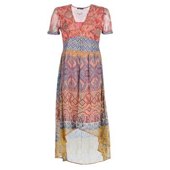 Ruhák Női Hosszú ruhák Desigual NANA Sokszínű