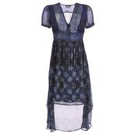 Ruhák Női Hosszú ruhák Desigual MINALI Tengerész