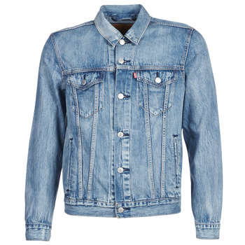 Ruhák Férfi Farmerkabátok Levi's THE TRUCKER JACKET Killebrew / Trucker