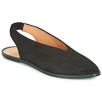 Cipők Női Balerina cipők / babák Jonak APIO Fekete