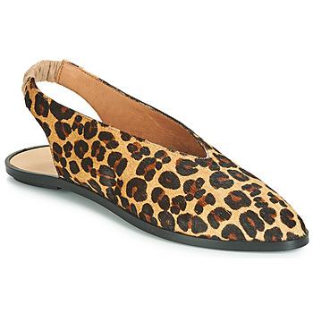 Cipők Női Balerina cipők / babák Jonak APIO Leopárd