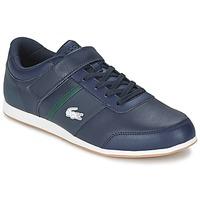 Cipők Férfi Rövid szárú edzőcipők Lacoste EMBRUN REI Kék