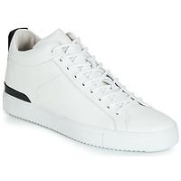 Cipők Férfi Rövid szárú edzőcipők Blackstone RM14 Fehér